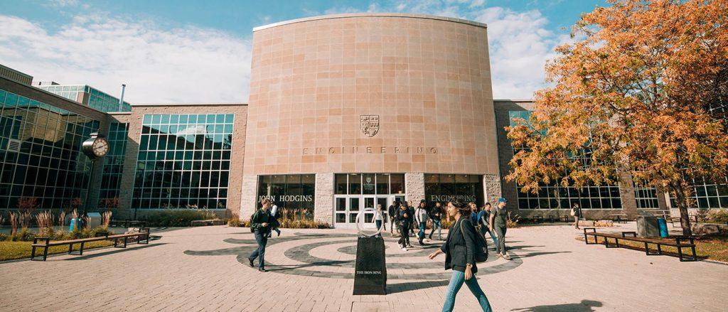 campus shot